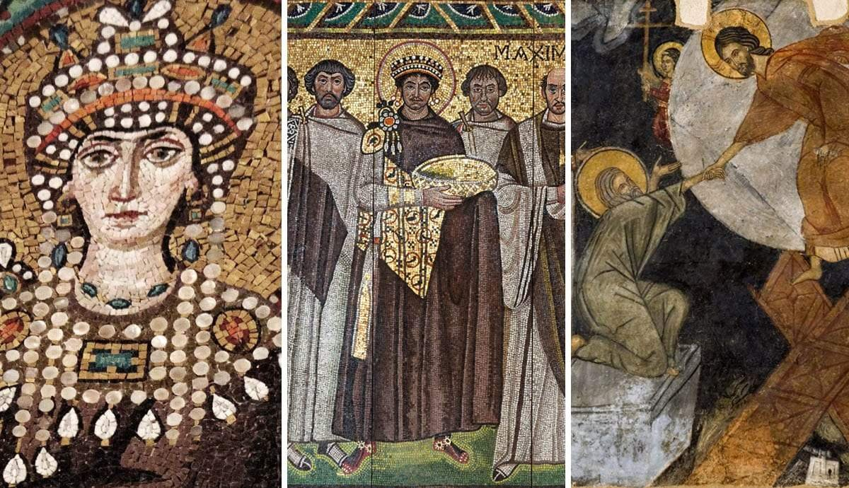 Beyond Constantinople: Life In the Byzantine Empire