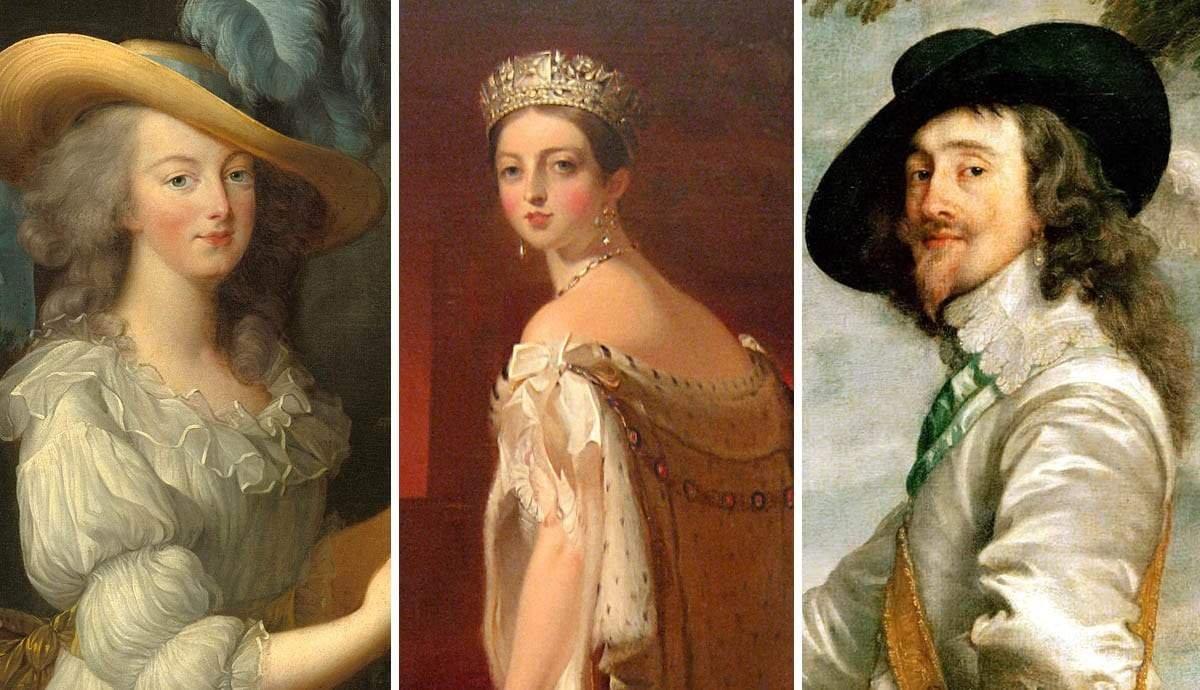 15 Exquisite Royal Portraits You Should Check Out
