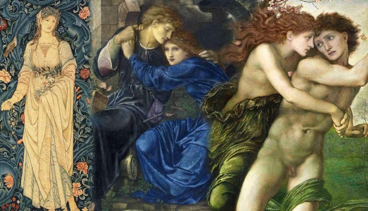 Get To Know Edward Burne-Jones In 5 Works