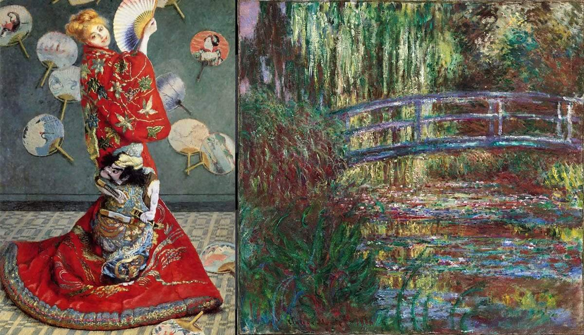 Japonism: This Is What Claude Monet's Art Has in Common with Japanese Art