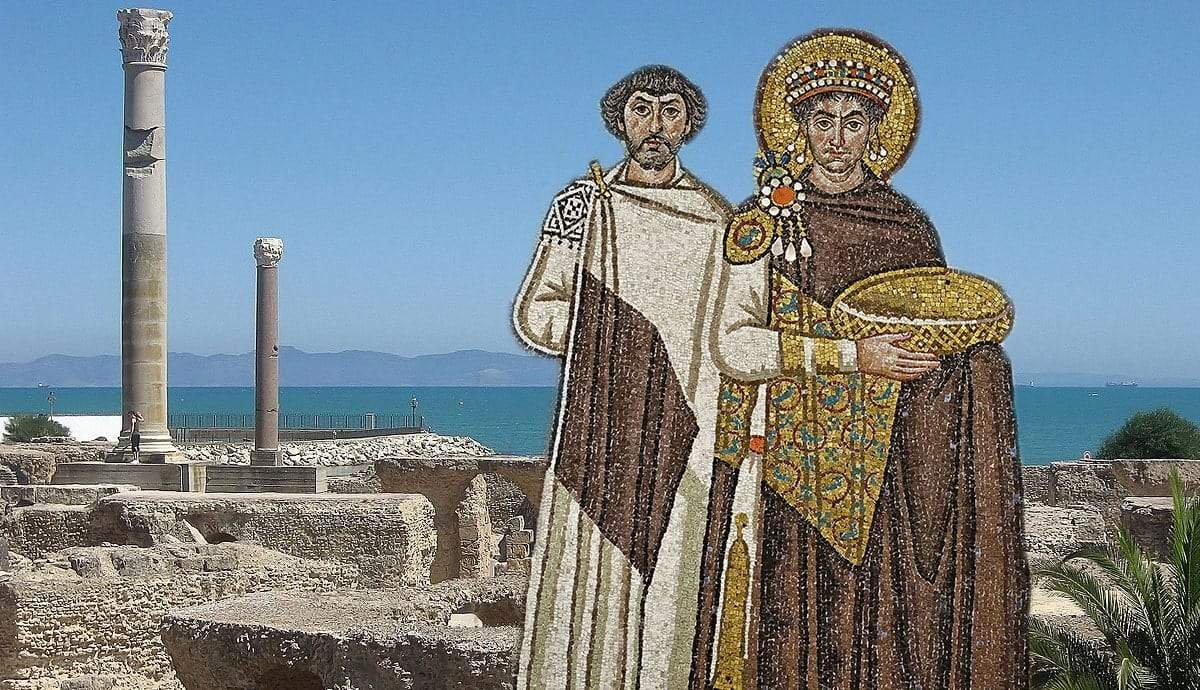 Justinian's African War of 533 AD: The Byzantine Recapture of Carthage