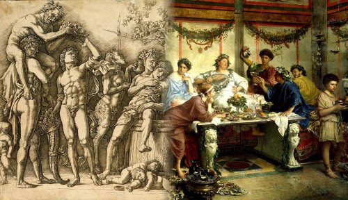 Ancient Rome: An Unknown History of Alcohol (7 Facts)