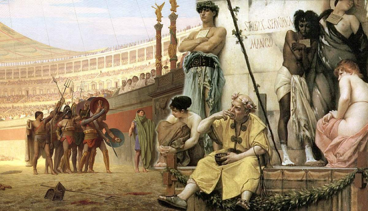 Slavery in Ancient Rome: The Journey to Freedom