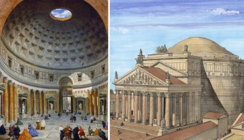 The Pantheon: The Secrets & History Of The Roman Empire's Symbol