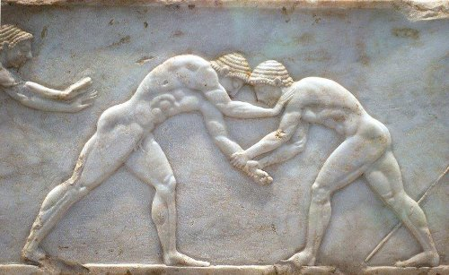 Ancient Greek Olympics: 27 Historical Facts On The Festival And Its Games