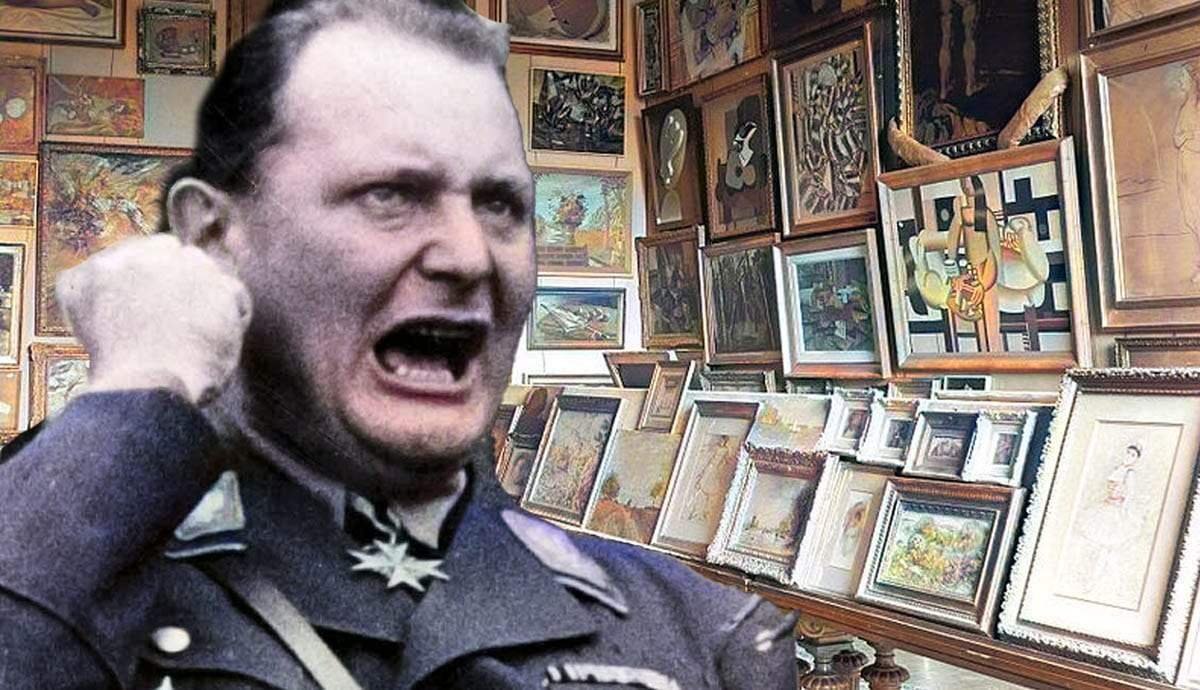 Hermann Goering: Art Collector or Nazi Looter?