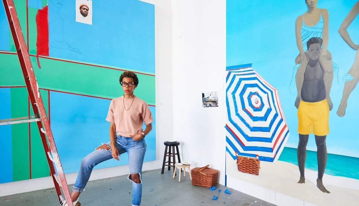 Amy Sherald: A New Form of American Realism
