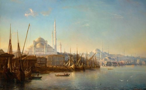 The Ottomans and the Byzantines, Fighting for the Eastern Mediterranean
