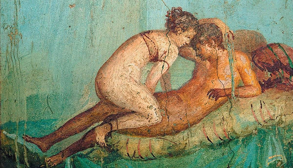 Prostitution in Ancient Greece and Rome