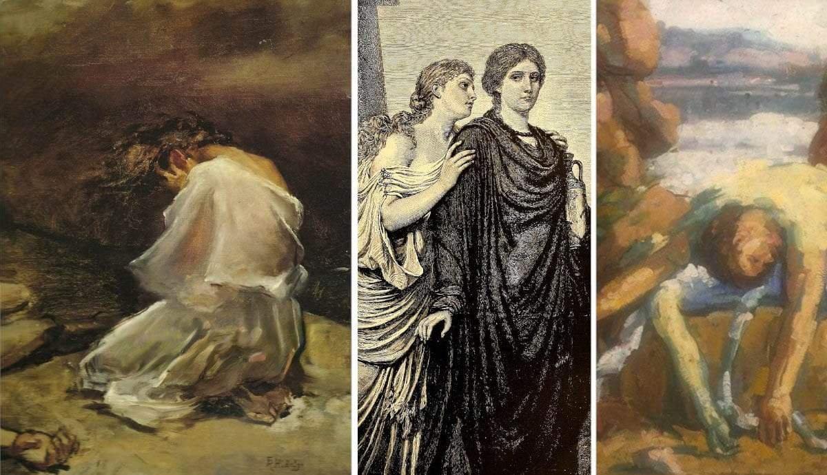 Antigone's Tragic Story Told Through 13 Artworks