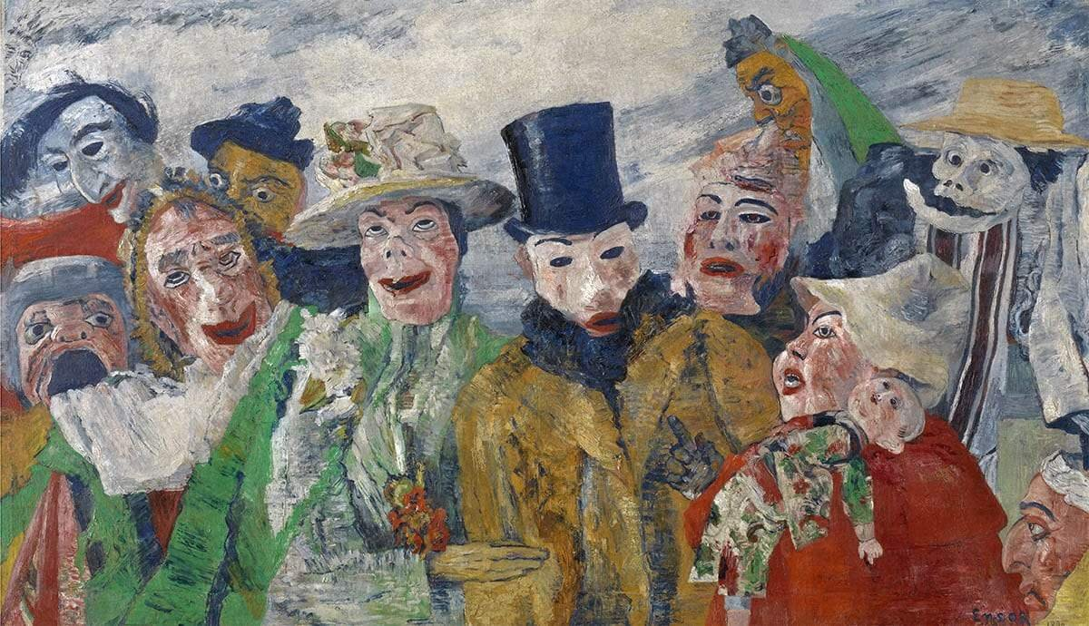 James Ensor: 13 Facts About the Belgian Pioneer of Modernism