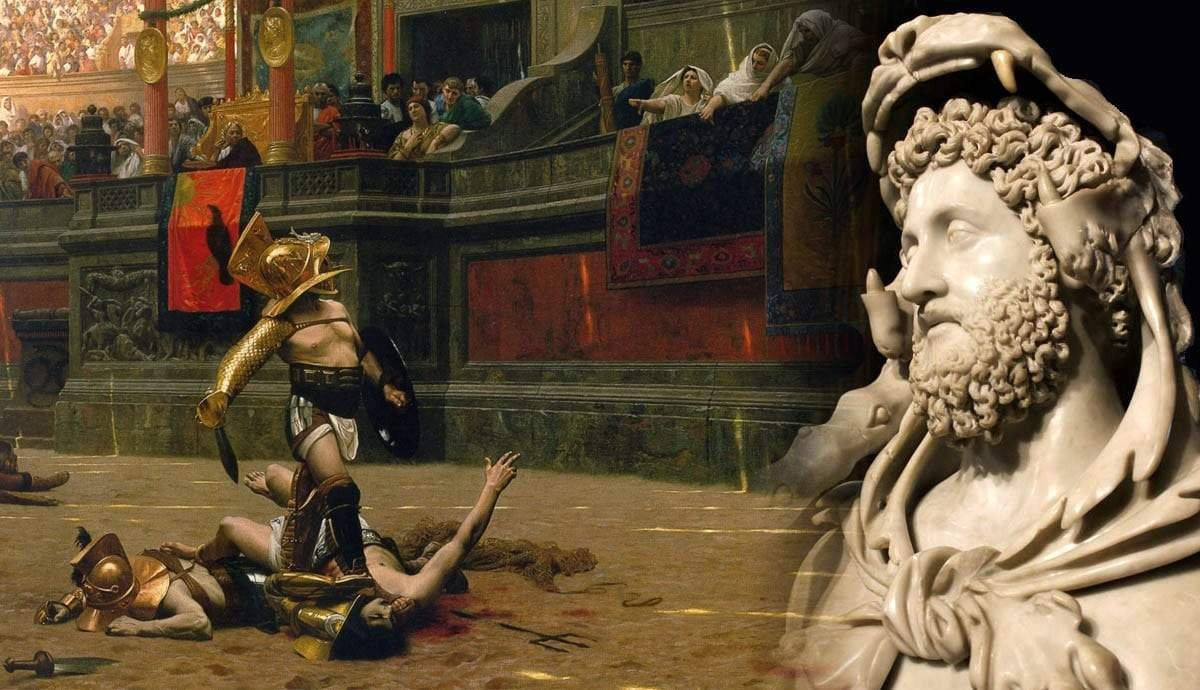 Emperor Commodus: 7 Facts on the Roman Emperor