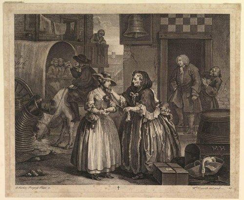 The Birth of Satire: How William Hogarth Pioneered Social Critique