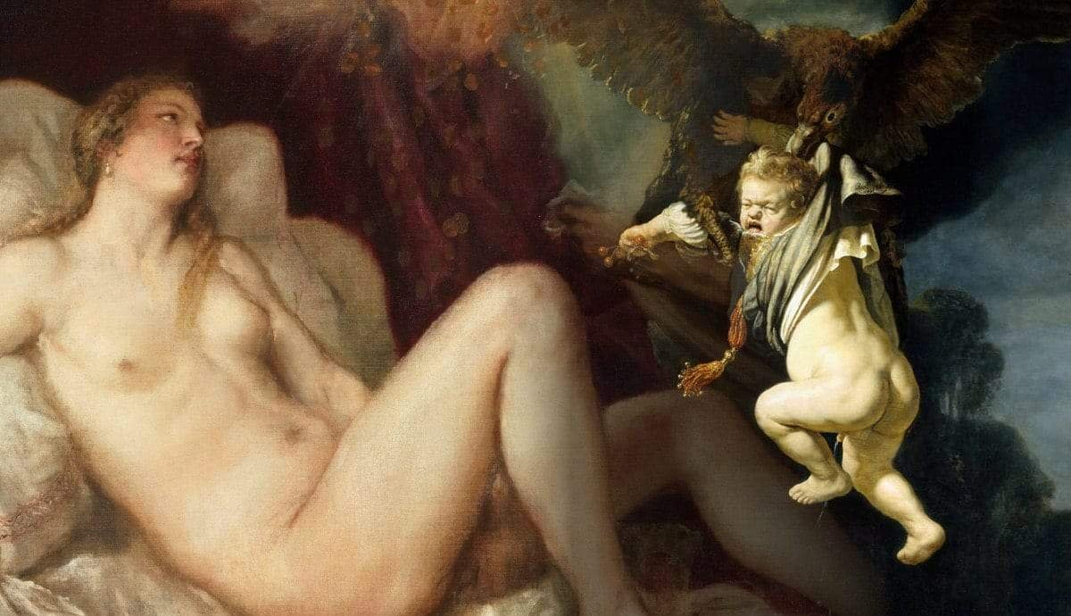 14 Times The Greek Gods Shapeshifted To Rape Mortals