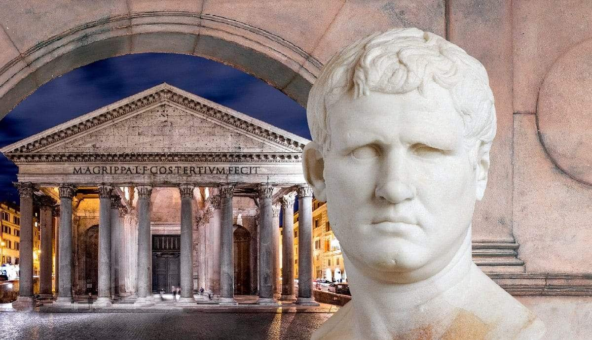 Who Was Marcus Agrippa? The Roman General Behind Emperor Augustus
