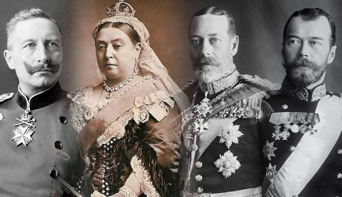 The Grandmother of Europe: How Queen Victoria Rules the Continent