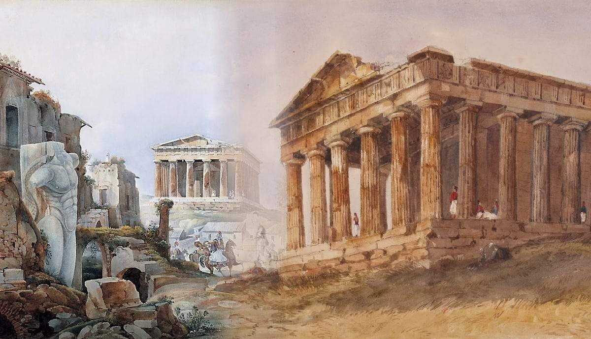 9 Most Important Monuments From The Agora Of Athens