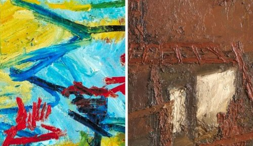 The Harsh Materiality of Frank Auerbach in the School of London