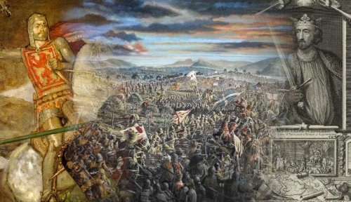 The First Scottish War of Independence: Robert the Bruce Vs Edward I