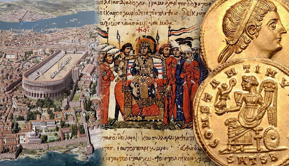 Understanding Byzantine Economy: The Collapse of a Medieval Powerhouse