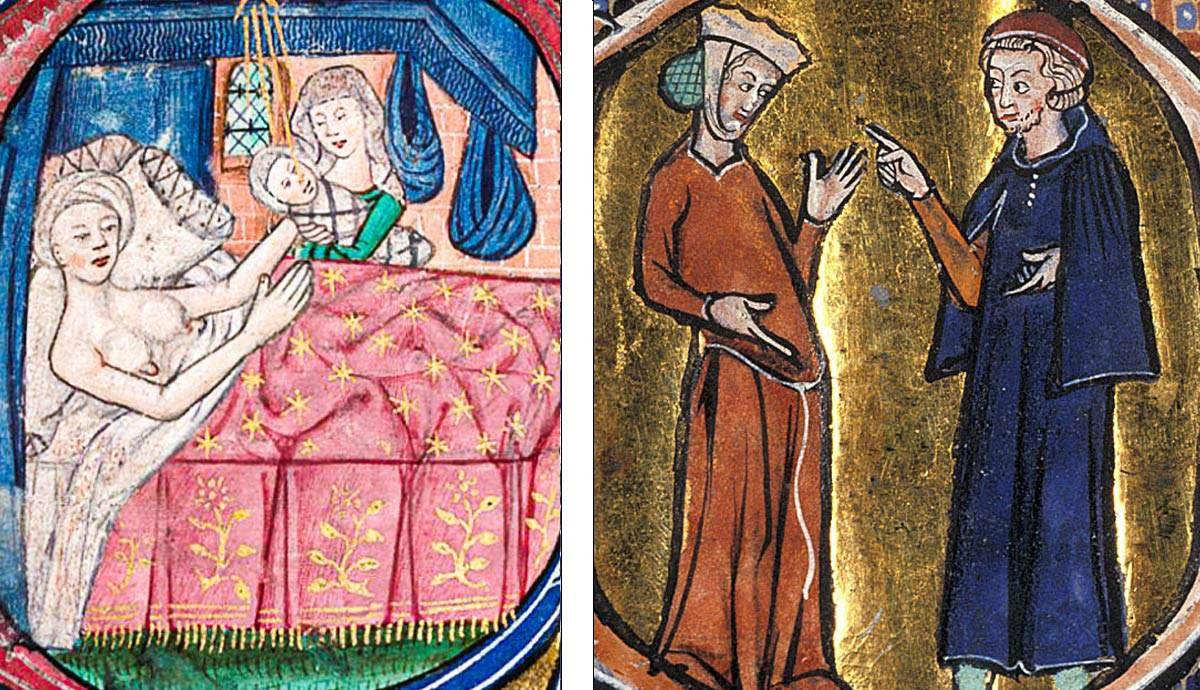 5 Birth Control Methods In The Medieval Period