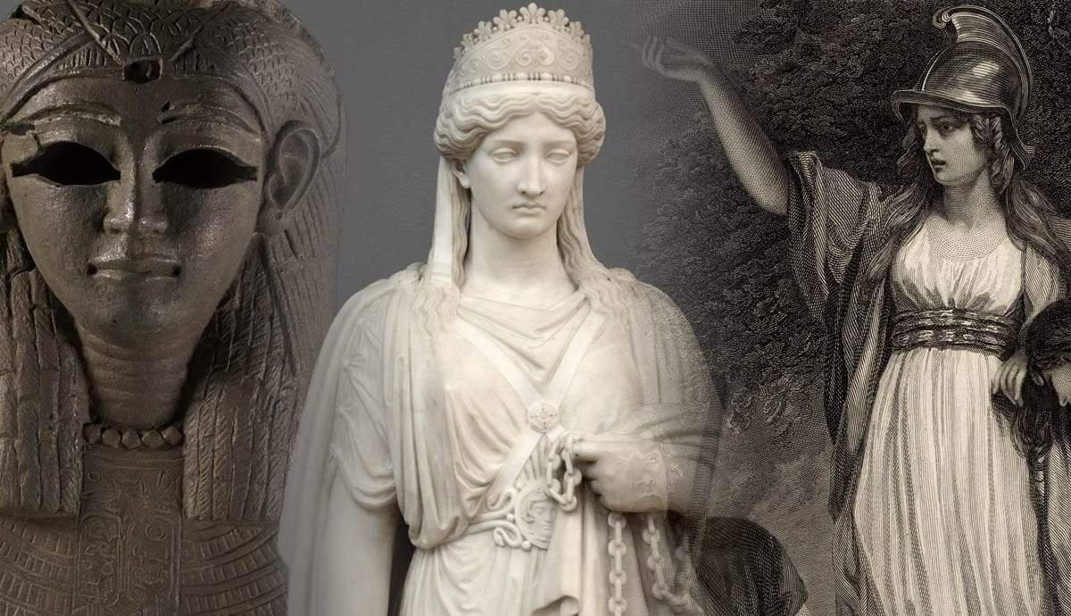 5 Female Warriors Who Were Enemies of Rome