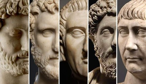 """Who Were the """"Five Good Emperors"""" Of Ancient Rome"""