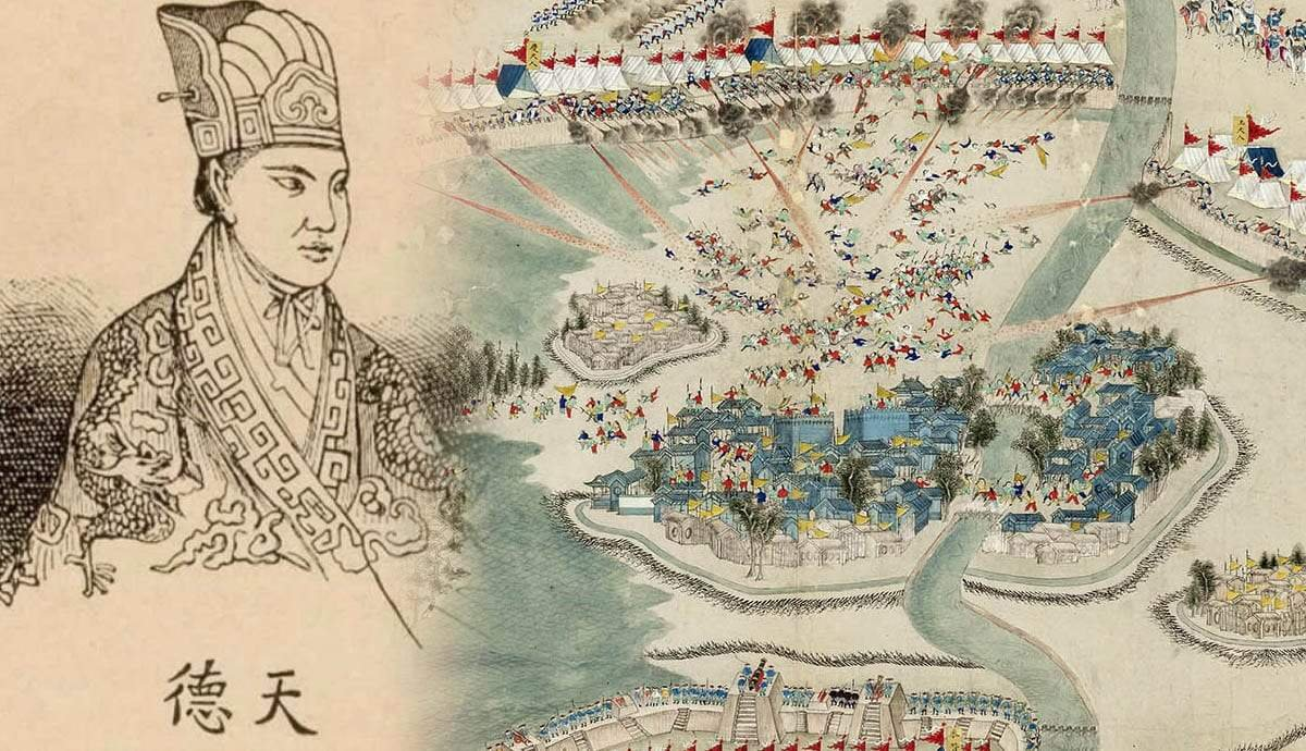 The Taiping Rebellion: The Bloodiest Civil War You've Never Heard of