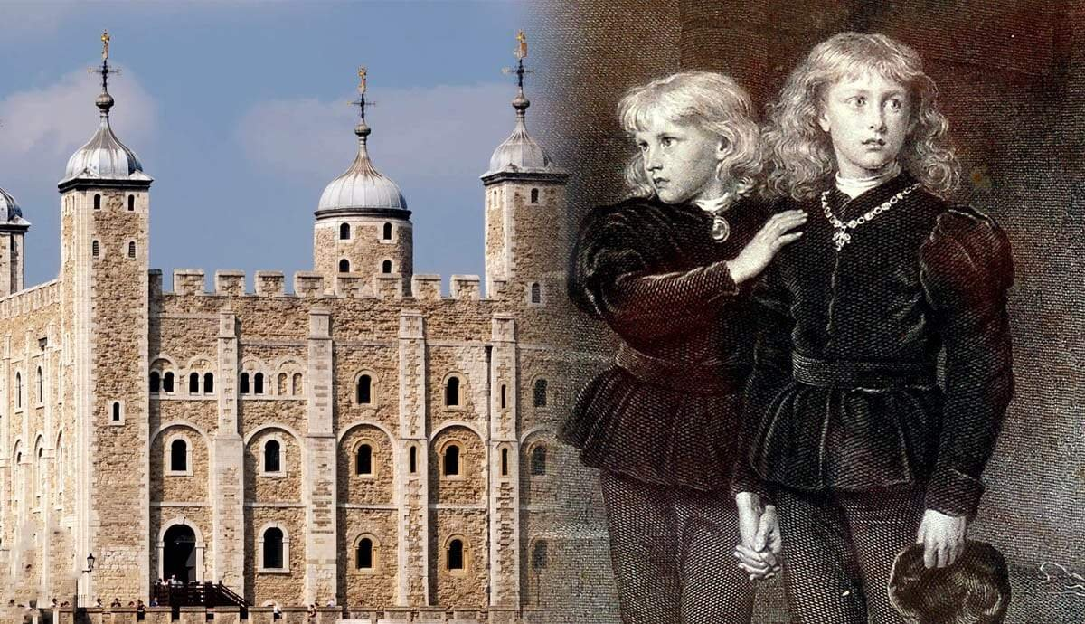 The Mystery of the Princes in the Tower