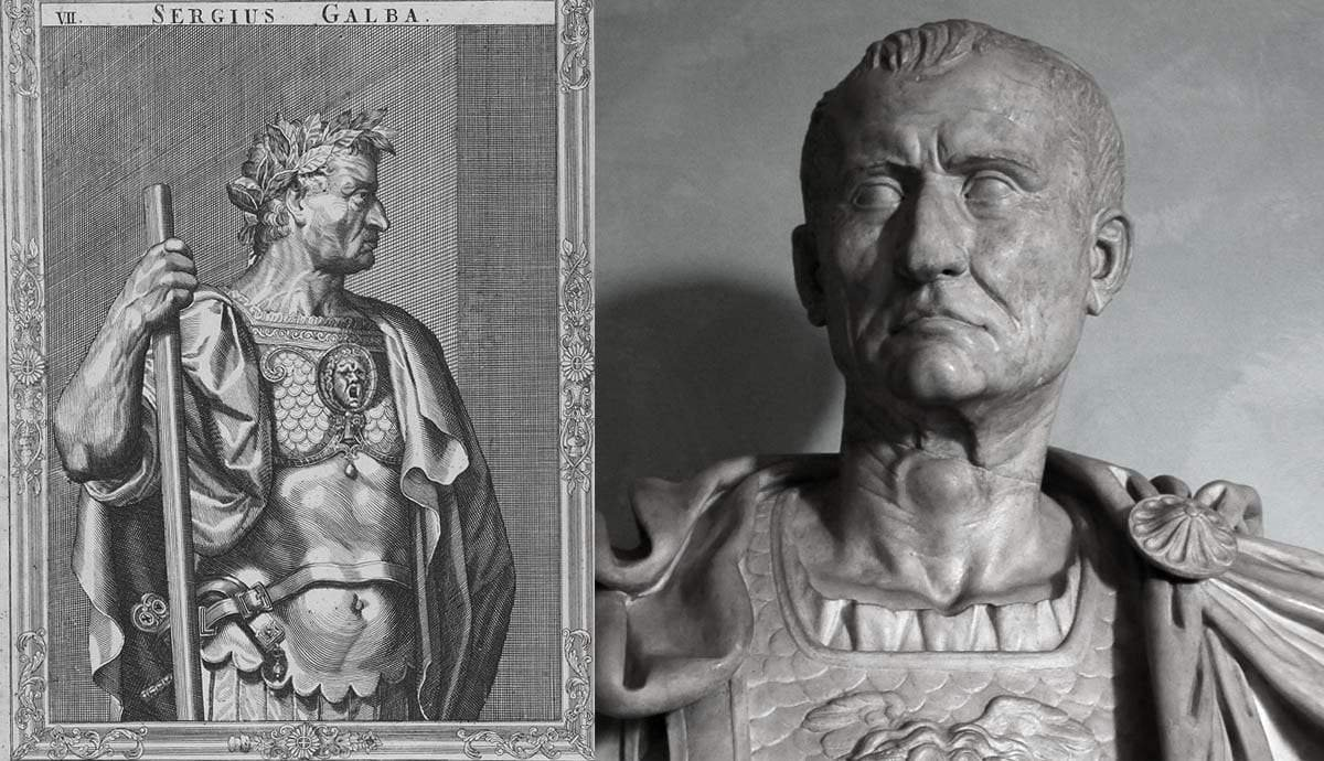 The Terrible Reign of Emperor Galba (7 Facts)