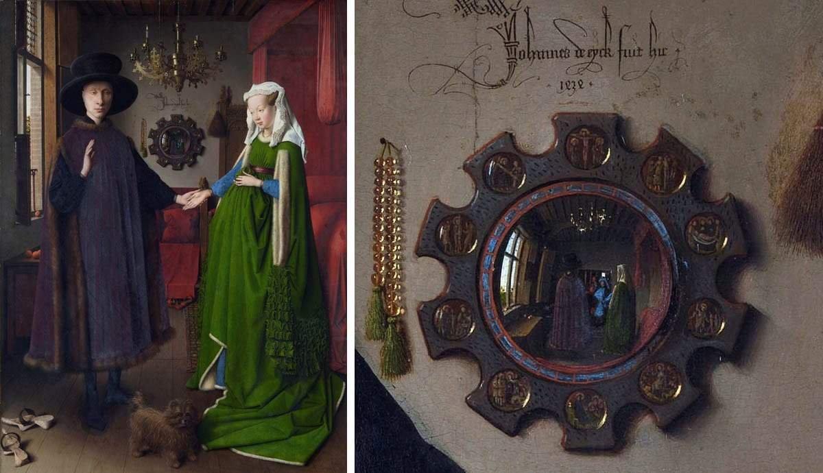 The Arnolfini Portrait: Theories, Interpretations, and Analysis