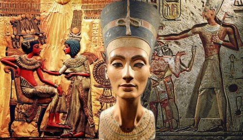5 Greatest Couples From Ancient Egypt