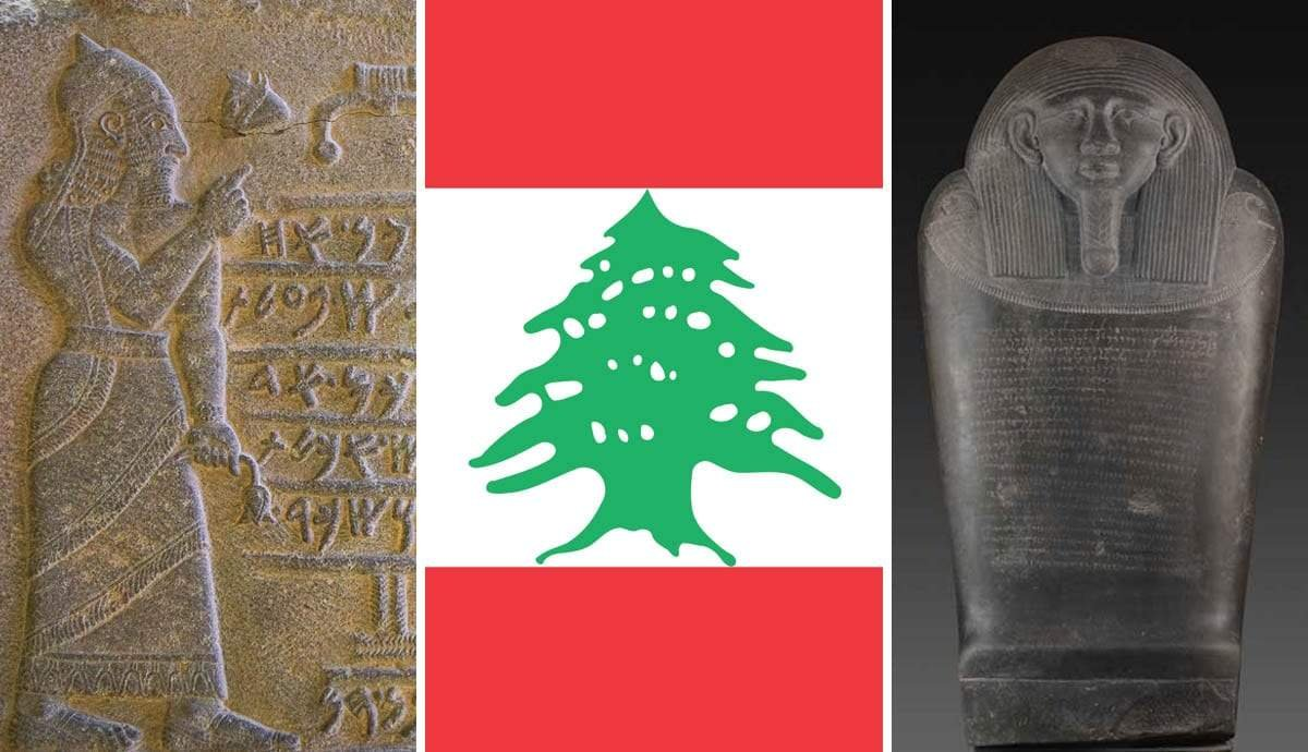 Phoenicians and Canaanites: A Comprehensive History of Lebanon