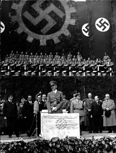 How the Nazis Changed Art and Design