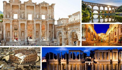 10 Most Impressive Roman Monuments (Outside Of Italy)