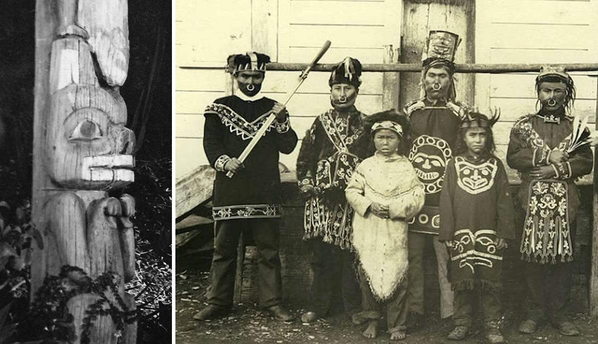What Happened When a Hollywood Star Stole a Tlingit Native American Totem Pole