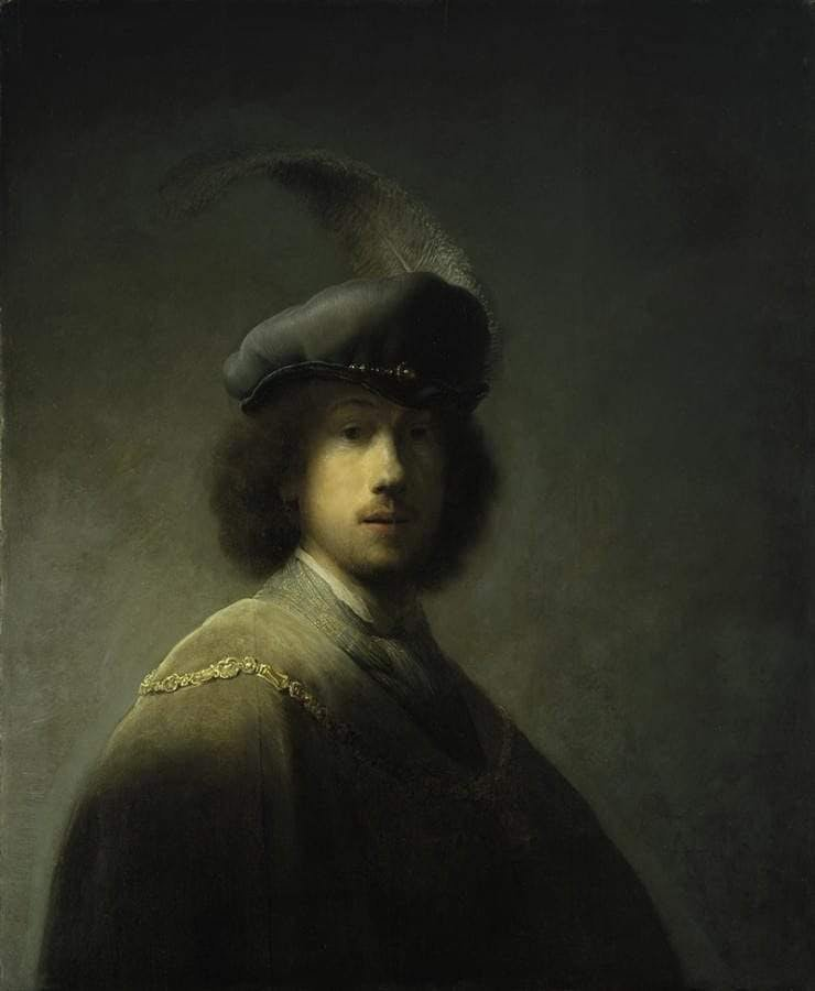 Rembrandt: From Rags To Riches And Back Again