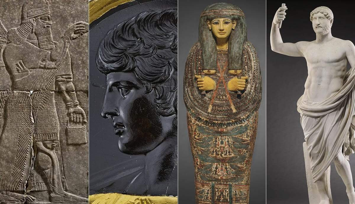 11 Most Expensive Auction Results in Ancient Art in the Last 5 Years