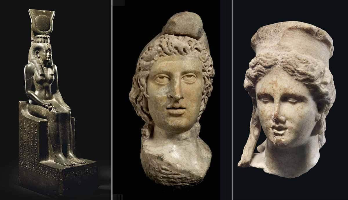 Cybele, Isis and Mithras: The Mysterious Cult Religion in Ancient Rome