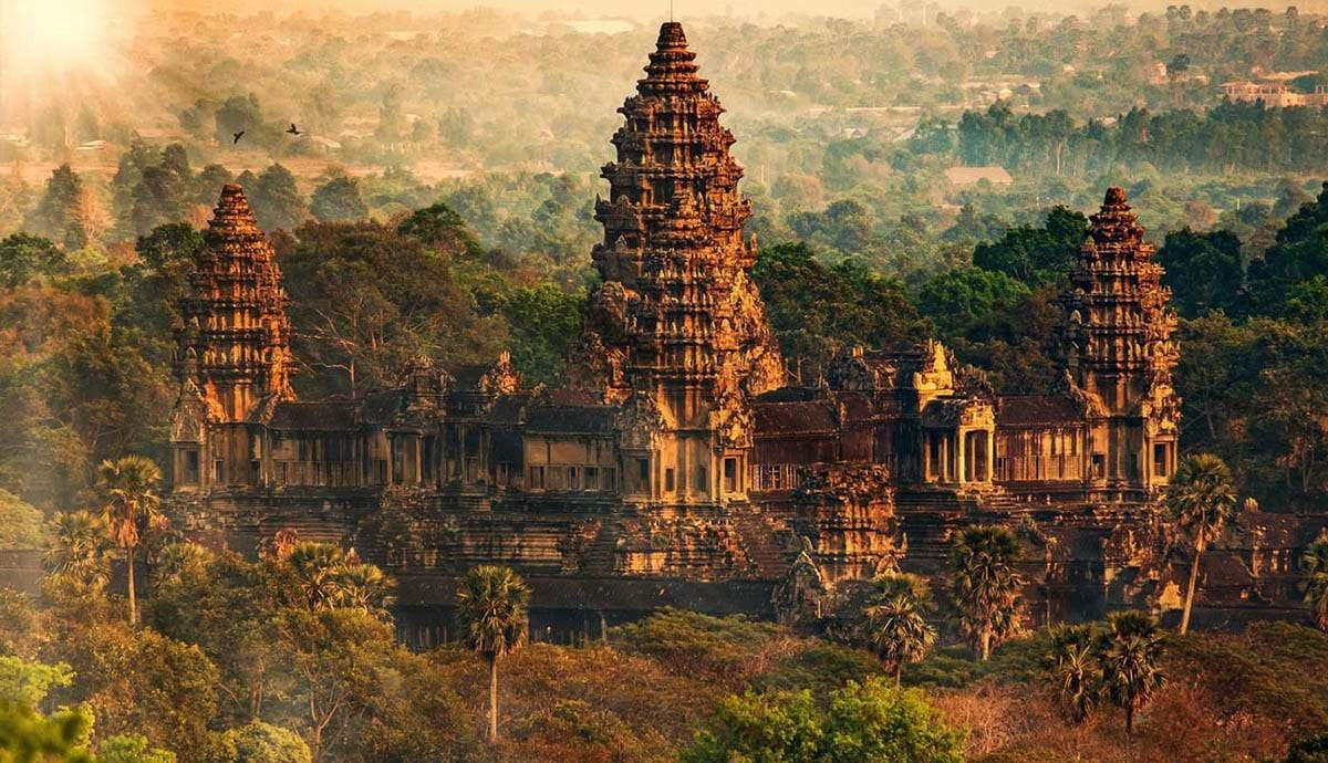 Angkor Wat: Lost and Found