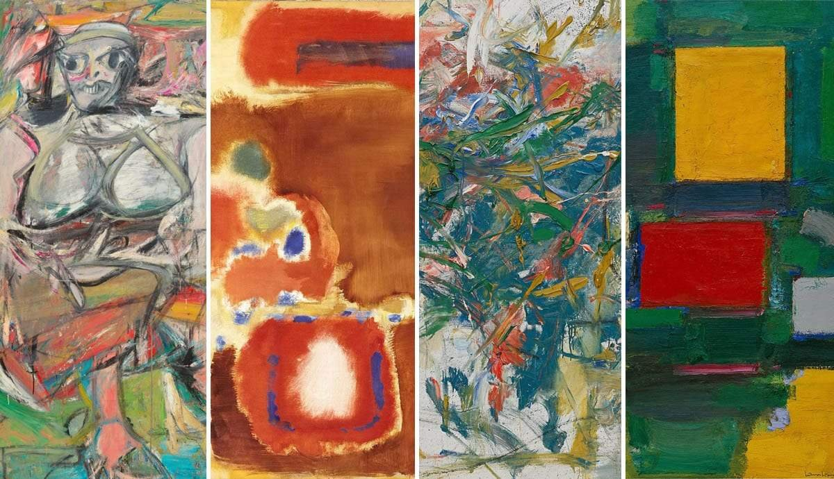Abstract Expressionist Art for Dummies: A Beginner's Guide
