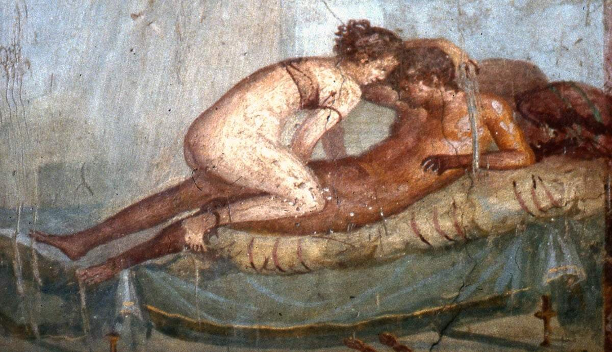 8 Of The Most Incredible Fresco Paintings From Pompeii