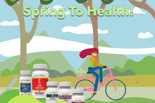 Superior Source Vitamins Review: Spring To Health!