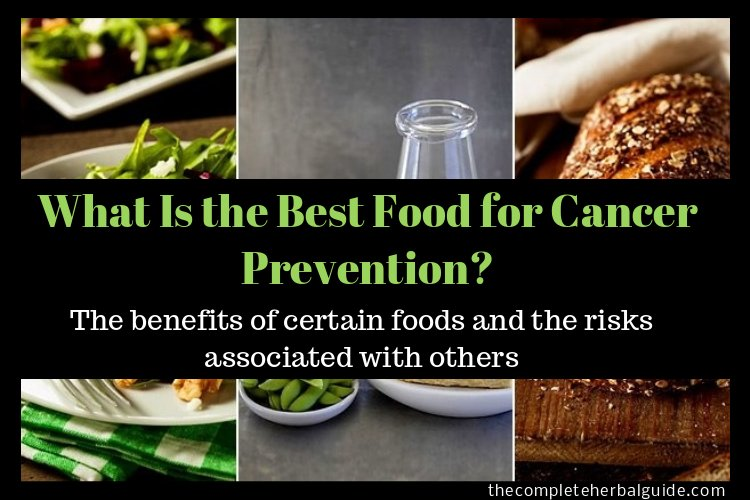What Is the Best Food for Cancer Prevention?