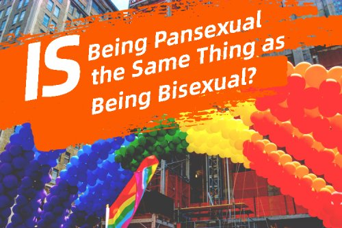 Is Being Pansexual the Same Thing as Being Bisexual?