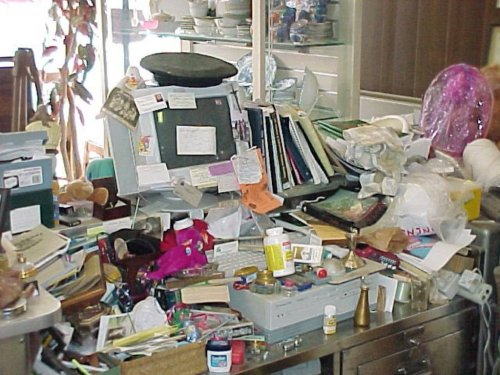 Organization Tips for Clearing Clutter
