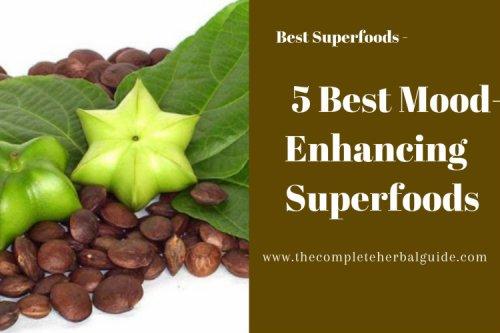 5 Best Mood-Enhancing Superfoods
