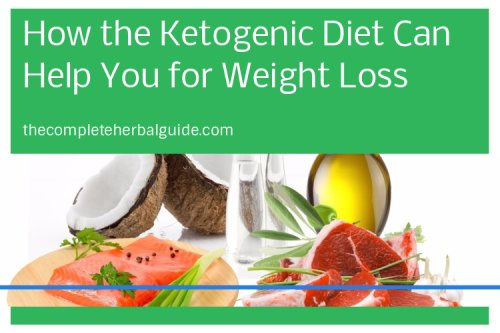 How the Keto Diet Can Help You for Weight Loss - The Complete Herbal Guide