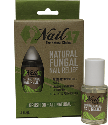 Nail 17 The Natural Choice - Natural Fungal Nail Relief - The Complete Herbal Guide