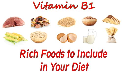Top 10 Foods Highest In Vitamin B1 (Thiamine) - The Complete Herbal Guide